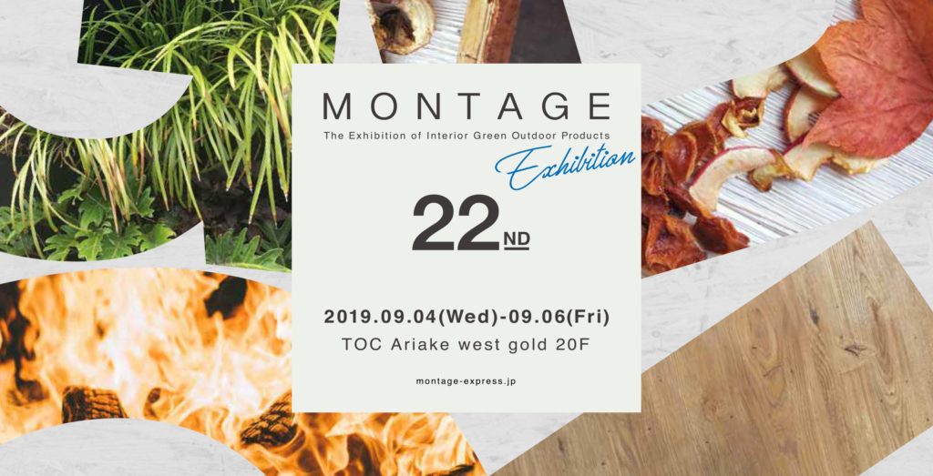 MONTAGE EXPRESS 22nd
